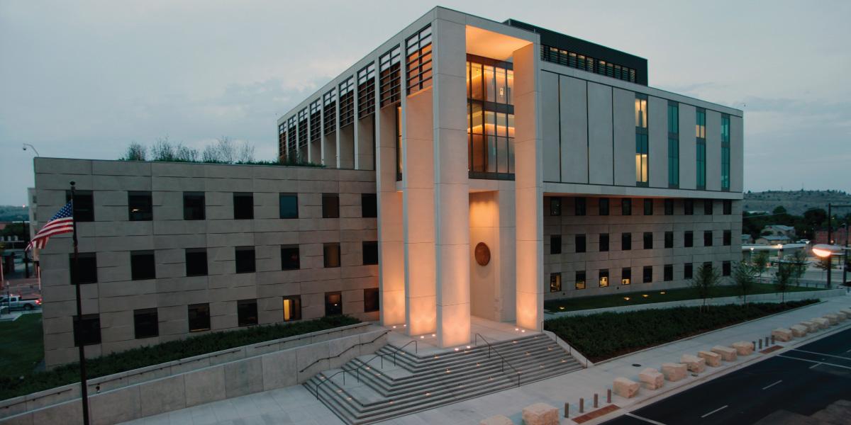 James F. Battin Federal Courthouse